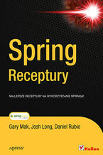 Okładka książki Spring. Receptury