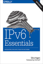 Okładka książki IPv6 Essentials. 3rd Edition