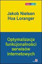 Okładka książki Optymalizacja funkcjonalności serwisów internetowych