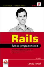 Okładka książki Rails. Sztuka programowania