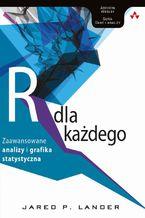 Okładka książki Język R dla każdego: zaawansowane analizy i grafika statystyczna zaawansowane analizy i grafika statystyczna