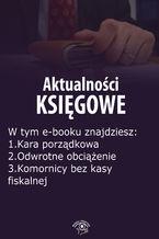 Aktualności księgowe, wydanie październik 2015 r