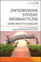 Okładka książki Zintegrowane Systemy Informatyczne