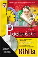 Okładka książki Photoshop 6/6 CE. Biblia