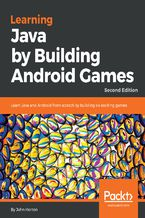 Okładka książki Learning Java by Building Android  Games