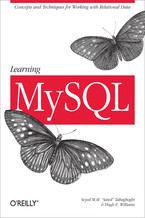 Okładka książki Learning MySQL