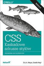 Okładka książki CSS. Kaskadowe arkusze stylów. Przewodnik encyklopedyczny. Wydanie IV