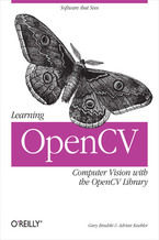 Okładka książki Learning OpenCV. Computer Vision with the OpenCV Library