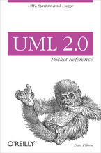 Okładka książki UML 2.0 Pocket Reference. UML Syntax and Usage
