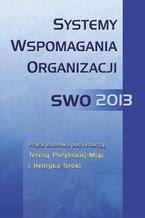 Systemy wspomagania organizacji SWO 2013