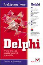 Okładka książki Praktyczny kurs Delphi