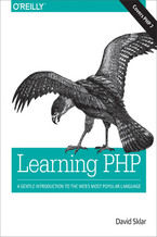 Okładka książki Learning PHP. A Gentle Introduction to the Web's Most Popular Language