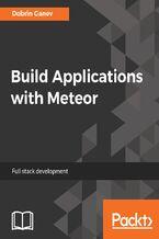 Okładka książki Build Applications with Meteor