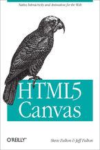 Okładka książki HTML5 Canvas