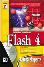 Okładka książki Flash 4. Księga Eksperta