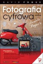 Okładka książki Fotografia cyfrowa według Davida Pogue'a