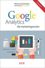 Okładka książki Google Analytics dla marketingowców. Wydanie II