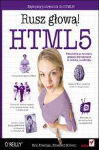 Okładka książki HTML5. Rusz głową!