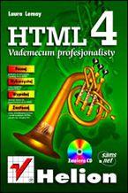 Okładka książki HTML 4. Vademecum profesjonalisty
