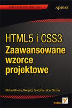 Okładka książki HTML5 i CSS3. Zaawansowane wzorce projektowe