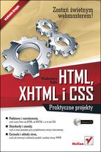 Okładka książki HTML, XHTML i CSS. Praktyczne projekty. Wydanie II