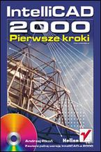 Okładka książki IntelliCAD 2000. Pierwsze kroki