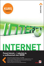 Okładka książki Internet. Kurs. Wydanie III