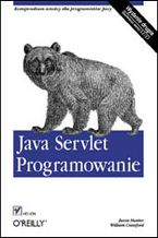 Okładka książki Java Servlet. Programowanie. Wydanie II