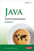 Okładka książki Java. Techniki zaawansowane. Wydanie XI