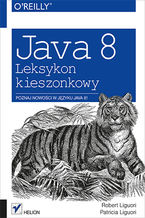 Okładka książki Java 8. Leksykon kieszonkowy