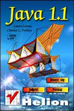 Okładka książki Java 1.1