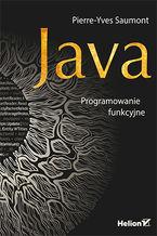 Okładka książki Java. Programowanie funkcyjne