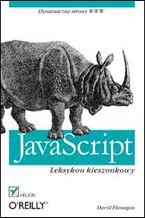 Okładka książki JavaScript. Leksykon kieszonkowy