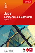 Okładka książki Java. Kompendium programisty. Wydanie XI