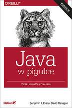 Okładka książki Java w pigułce. Wydanie VI