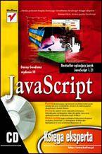 Okładka książki JavaScript. Księga eksperta