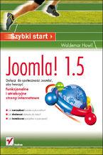 Okładka książki Joomla! 1.5. Szybki start