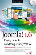 Okładka książki Joomla! 1.6. Prosty przepis na własną stronę WWW