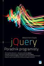 Okładka książki jQuery. Poradnik programisty