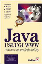 Okładka książki Java. Usługi WWW. Vademecum profesjonalisty