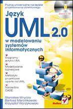 Okładka książki Język UML 2.0 w modelowaniu systemów informatycznych