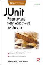 Okładka książki JUnit. Pragmatyczne testy jednostkowe w Javie