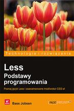 Okładka książki Less. Podstawy programowania