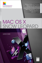 Okładka książki Mac OS X Snow Leopard. Ilustrowany przewodnik