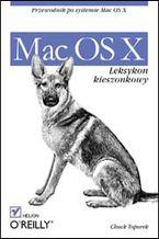 Okładka książki Mac OS X. Leksykon kieszonkowy