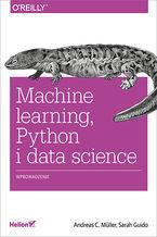 Okładka książki Machine learning, Python i data science. Wprowadzenie
