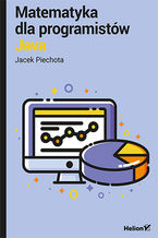 Okładka książki Matematyka dla programistów Java