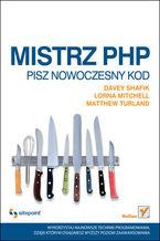 Okładka książki Mistrz PHP. Pisz nowoczesny kod