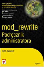Okładka książki mod_rewrite. Podręcznik administratora