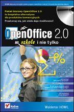 Okładka książki OpenOffice 2.0 w szkole i nie tylko